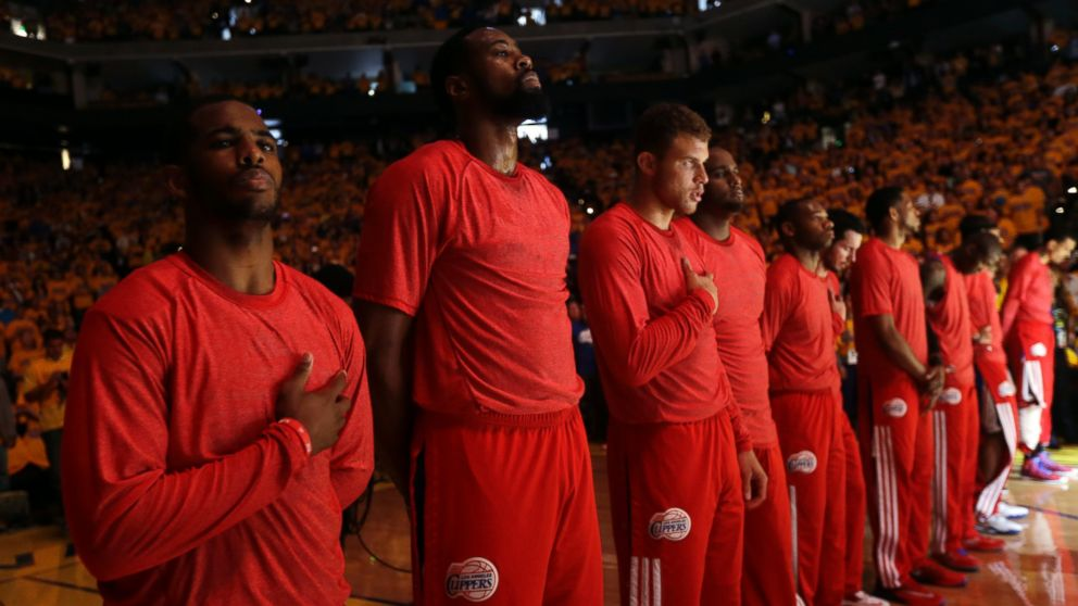 Clippers Protest